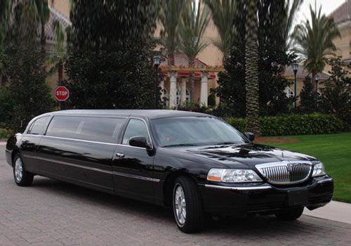 8 Passenger Stretch Limo